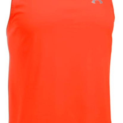 Tílko Under Armour Coolswitch Run Singlet v2 Červená