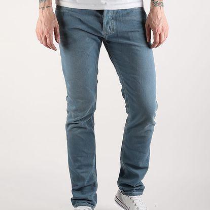 Džíny Diesel Tepphar Pantaloni Modrá