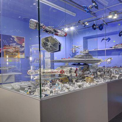 Vstup do největšího muzea lega na světě v červenci