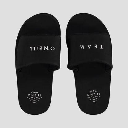 Pantofle O´Neill FY TEAM POOL SANDALS Černá