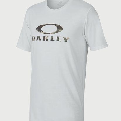 Tričko Oakley Pc-Stealth Ii Bílá