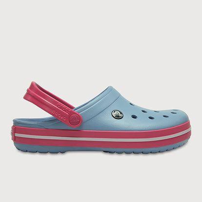 Pantofle Crocs Crocband Clog Modrá