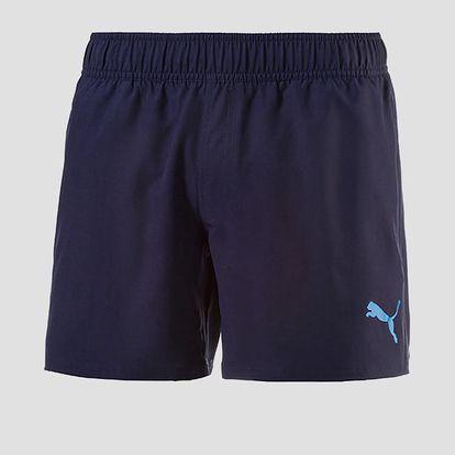 Kraťasy Puma STYLE SUMMER Shorts Peacoat Modrá
