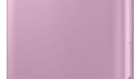 Kryt na mobil Samsung Dual Layer Cover pro J3 2017 (EF-PJ330C) růžový (EF-PJ330CPEGWW)