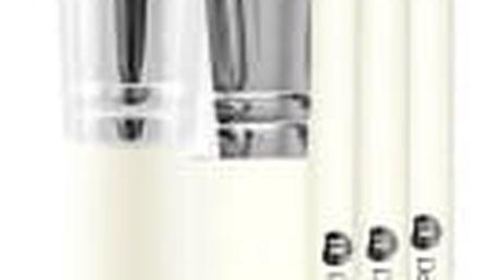 Dermacol Brushes dárková kazeta pro ženy kosmetický štětec D51 1 ks + kosmetický štětec D55 1 ks + kosmetický štětec D82 1 ks + kosmetický štětec D81 1 ks + kosmetický štětec D83 1 ks