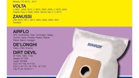 Sáčky do vysavače Menalux DCT120