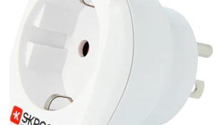 Cestovní adaptér SKROSS pro použití v USA bílý (PA29)