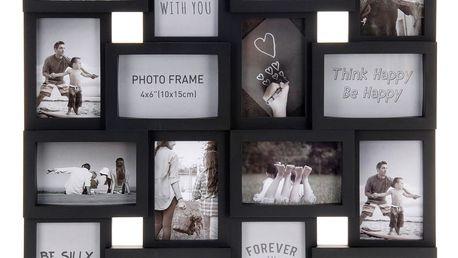 Obdélníkový rámeček - pro 16 fotek Emako