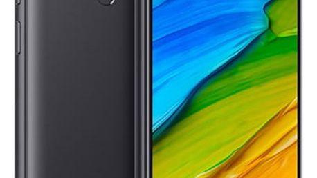 Mobilní telefon Xiaomi Redmi 5 32 GB černý + dárek (17600)