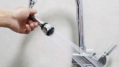 Flexibilní perlátor na vodovodní kohoutek