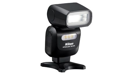 Blesk Nikon SB-500 černý