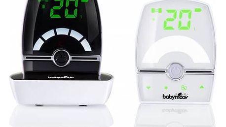 Babymoov Premium Care Digital Green 2015 černá/bílá