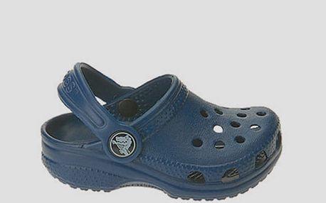 Sandály Crocs Classic Kids Navy Modrá