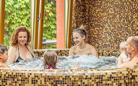 Letní Balaton s neomezeným wellness ve vyhlášeném 4* hotelu s polopenzí + pobyt i na celý týden