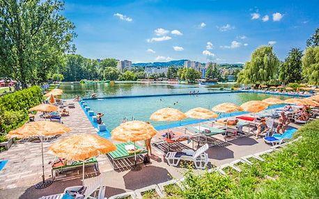 Banská Bystrica s Aqualandem a polopenzí