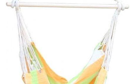 Dimenza Brasil Houpačka - oranžová s limetkou