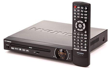 DVD přehrávač Hyundai DV-2-X 227 DU černý