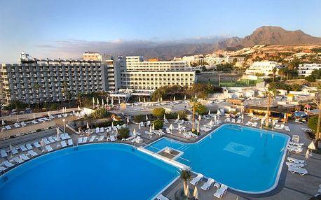 Kanárské ostrovy - Tenerife na 8 dní, all inclusive nebo plná penze s dopravou letecky z Prahy