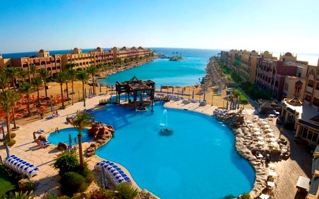 Egypt - Hurghada na 8 až 11 dní, all inclusive s dopravou letecky z Prahy nebo Ostravy