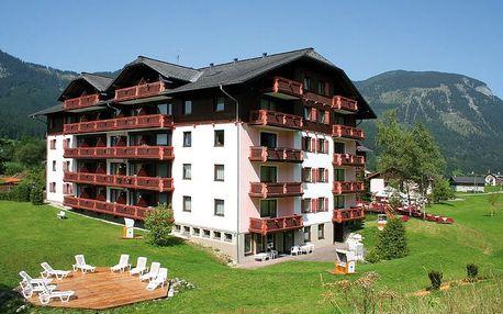 Rakousko - Salcbursko na 9 dní, all inclusive s dopravou vlastní