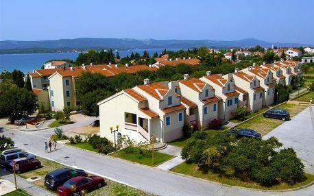 Chorvatsko - Severní Dalmácie na 10 dní, bez stravy s dopravou autobusem