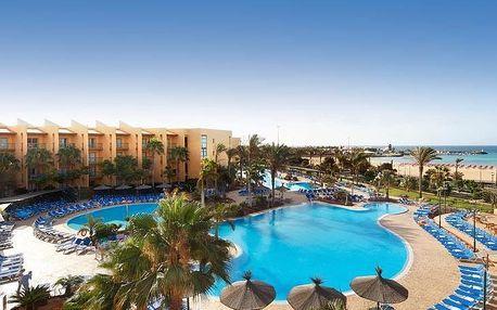 Kanárské ostrovy - Fuerteventura na 8 dní, all inclusive nebo polopenze s dopravou letecky z Brna nebo Prahy