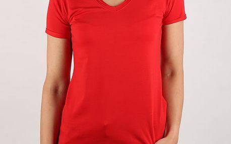 Tričko GAS Halis V SH SP Červená