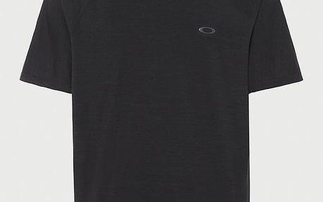 Tričko Oakley Tech Knit Ss Černá