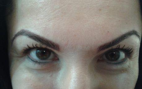 Permanentní make-up v délce 30-60 minut na Praze 1