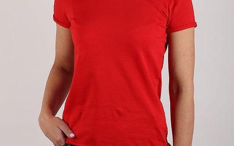 Tričko GAS Halis SH SP Červená