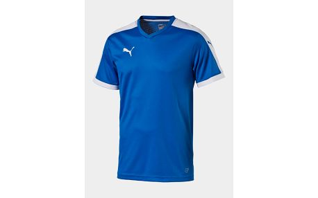 Tričko Puma Pitch Shortsleeved Shirt Modrá