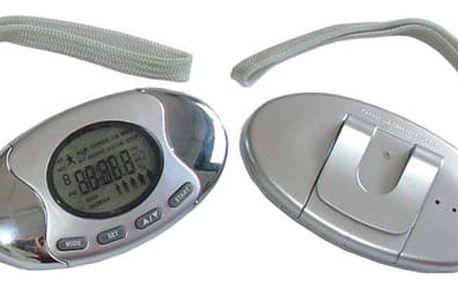 CorbySport 5474 Multifunčkní krokoměr - pedometer s měřením tělesného tuku