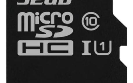 Paměťová karta Kingston Canvas Select MicroSDHC 32GB UHS-I U1 (80R/10W) (SDCS/32GBSP)