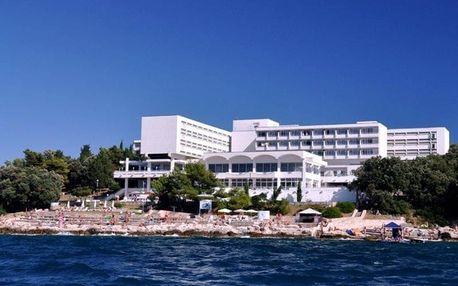 Chorvatsko - Pula na 8 až 10 dní, polopenze s dopravou autobusem nebo vlastní