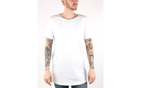 Tričko Diesel T - Longer - Llc Maglietta Bílá