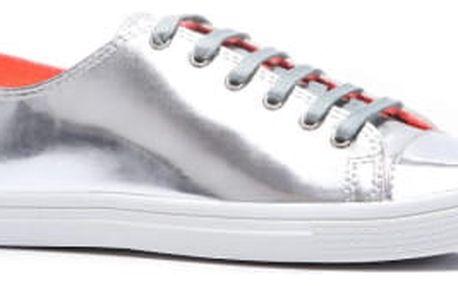 Dámské tenisky Peppy 743 stříbrné