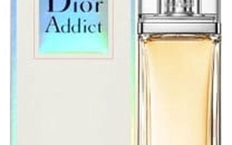 Christian Dior Dior Addict 2014 50 ml toaletní voda poškozená krabička pro ženy