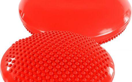 MOVIT 32124 Balanční polštář na sezení 37 cm XXL - červený