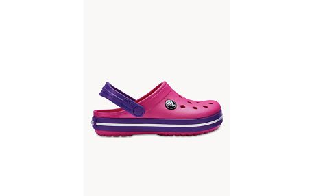 Pantofle Crocs Kids' Crocband Clog Růžová