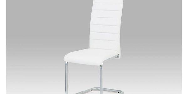 Jídelní židle DCL-102 WT Autronic