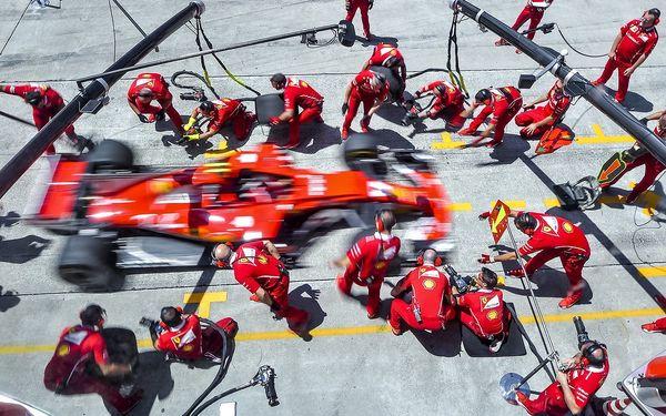 Zájezdy na Velkou cenu F1 - Maďarsko, Itálie a Abu Dhabí