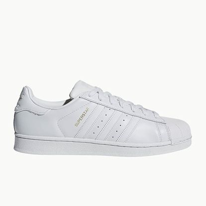 Boty adidas Originals Superstar Bílá