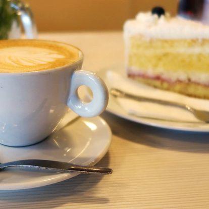Voucher na dobroty za 200 Kč v kavárně City illy
