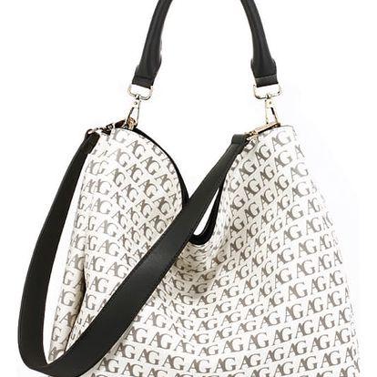 Dámská bílá kabelka Pippa 573P