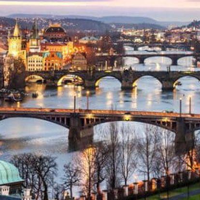 Poklidný pobyt se snídaní na okraji Prahy