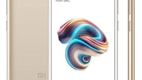 Xiaomi Redmi 5A 16 GB Dual SIM (17016) zlatý