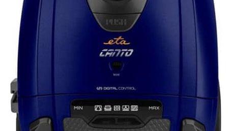 Vysavač podlahový ETA Canto II 149290000 modrý
