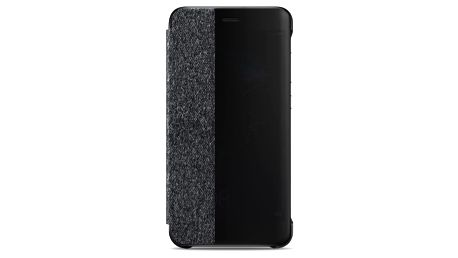 Pouzdro na mobil flipové Huawei Smart View pro P10 Lite - světle šedé (51991907)