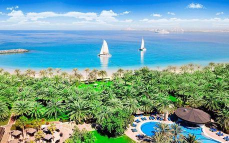 Spojené arabské emiráty - Dubai na 5 až 7 dní, plná penze nebo snídaně s dopravou letecky z Bratislavy