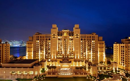 Spojené arabské emiráty - Dubai na 5 až 8 dní, plná penze nebo polopenze s dopravou letecky z Bratislavy